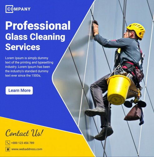Ad creation services for contractors