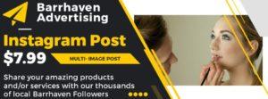 Barrhaven Instagram Influencer marketing and advertising